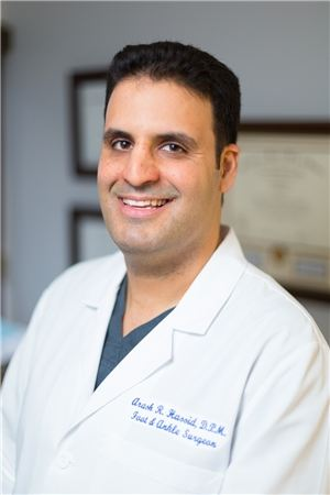 Image of doctor Arash R Hassid, Socal Foot Ankle Doctors, Foot Doctor Los Angeles