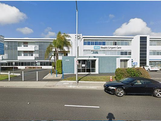 Image of Location in Marina Del Rey, Socal foot Ankle Doctors, Podiatrist Los Angeles