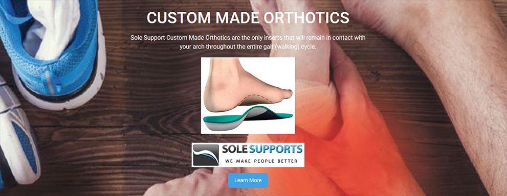 Image of Custom made orthotics, Socal Foot Ankle Doctors, Podiatrist Los Angeles