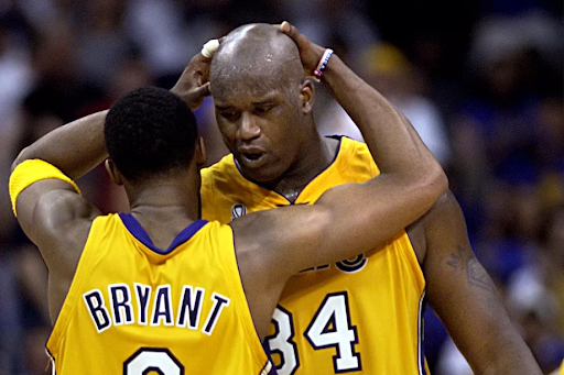 Image of Shaquille O' Neal and Kobe, Socal Foot and Ankle Doctors